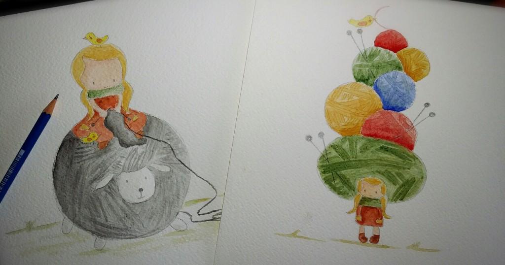 Disegnare uncinetto