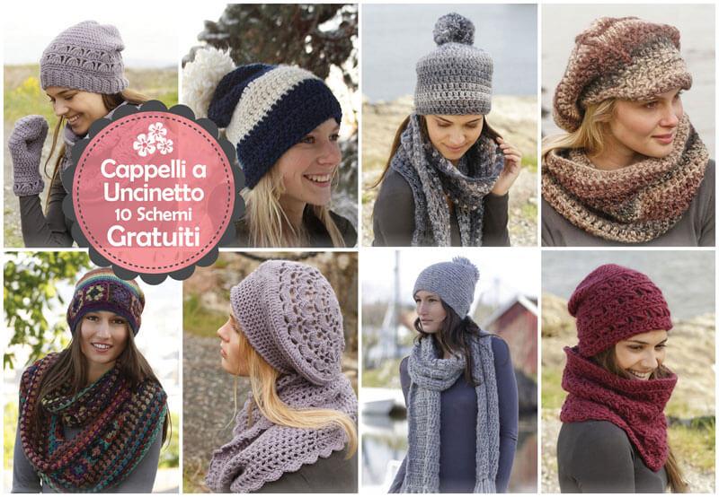 cappelli_uncinetto_gratis