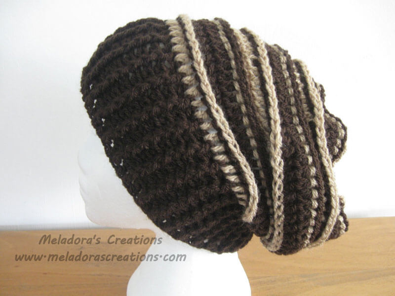 Tutorial Cappello Slouchy Alluncinetto